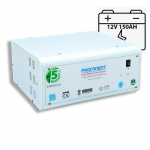 1KVA Home UPS/INVERTER & 12V 150AH BATTERY WITH  FIVE YEARS WARRANTY