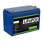 12.8V 48A LiFePO4 BATTERY | Deep Cycle Rechargeable Battery | 10000 Life Cycles & 5-Year Warranty